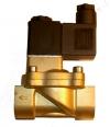 Клапан электромагнитный серии 2V (не прямого действия)